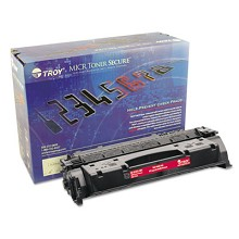 TROY 02-81551-001 LaserJet M400 High Yield MICR Toner Secure Cartridge HP CF280X