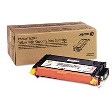 Original Xerox 106R01394 High Capacity Yellow Toner Cartidge