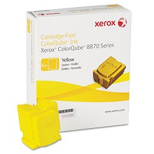 Xerox 108R00952 Phaser 8870 Yellow ColorQube Ink