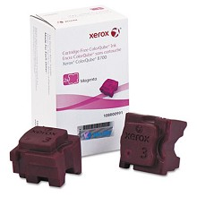 Original Xerox 108R00991 Magenta ColorQube 8700 Ink Sticks 2/bx