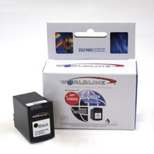 Worldline WL-C6602A Black Ink Cartridge (HP C6602A)