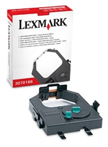 Original Lexmark 3070166 Black Printer Ribbon