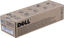 Original Dell 1320 High Yield Cyan Toner