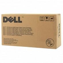 Original Dell 1130 / 1133 / 1135 Black Toner Cartridge