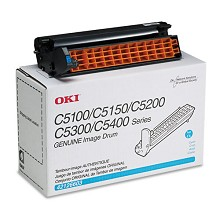 Original Okidata 42126603 Cyan Drum Unit