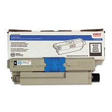 Original Okidata 44469801 Black Toner Cartridge