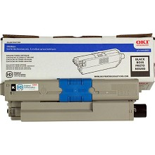 Original Okidata 44469802 High Yield Black Toner Cartridge