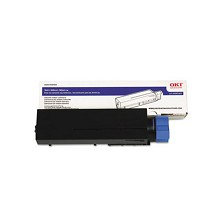 Original Okidata 44992405 Black Toner Cartridge