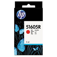 Genuine HP 51605R Red Ink Cartridge