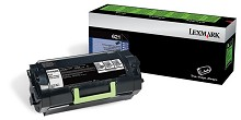 Original Lexmark 621 Return Program Toner Cartridge