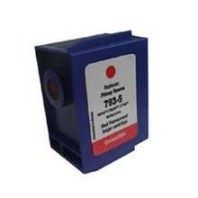 Compatible Pitney Bowes 793-5 Fluorescent Red Ink Cartridge
