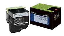 Original Lexmark 801XK Extra High Yield Black Return Program Toner
