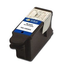 Compatible Kodak 10XL 8237216 High Yield Black Ink Cartridge