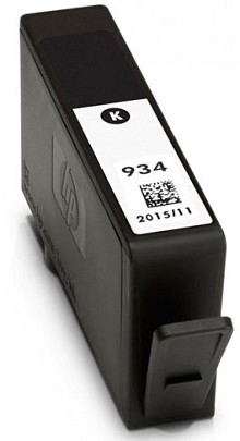 Remanufactured HP 934XL C2P23AN High Capacity Black Ink Cartridge