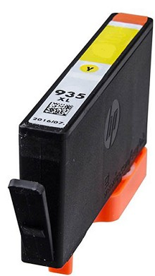 Remanufactured HP 935XL C2P26AN High Capacity Yellow Ink Cartridge