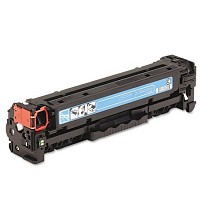 Compatible HP 304A CC531A Cyan Toner Cartridge