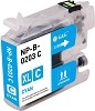 Compatible Brother LC203C High Yield Cyan Ink Cartridge