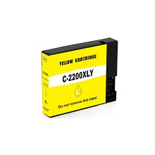 Compatible Canon PGI-2200xlY High Yield Yellow Ink Cartridge