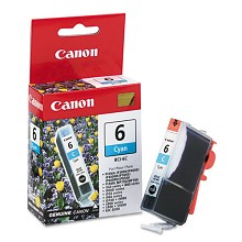 Original Canon BCI-6C Cyan Ink Cartridge