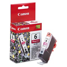 Original Canon BCI-6M Magenta Ink Cartridge