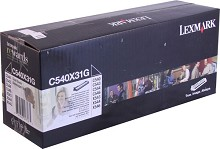 Original Lexmark C540X31G Black Developer Unit