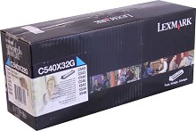 Original Lexmark C540X32G Cyan Developer Unit