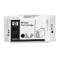 Genuine HP C6602A Black Ink Cartridge