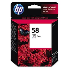 Genuine HP 58 C6658A Photo Color Ink Cartridge