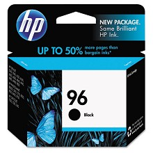 Genuine HP 96 C8767WN High Capacity Black Ink Cartridge