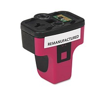 Remanufactured HP 02XL High Capacity Magenta Ink Cartridge