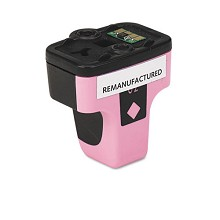 Remanufactured HP 02XL High Capacity Light Magenta Ink Cartridge