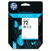 Genuine HP 72 C9401A Gray Ink Cartridge 69ml