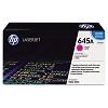 Genuine HP 645A C9733A Magenta Toner Cartridge