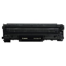 Original Canon 128 Black Toner Cartridge