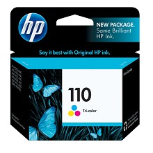 Genuine HP 110 CB304AN Color Ink Cartridge