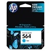 Genuine HP 564 CB318WN Cyan Ink Cartridge