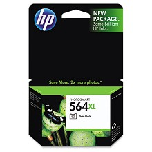 Genuine HP 564XL CB322WN High Capacity Photo Black Ink Cartridge