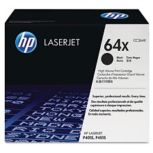 Genuine HP 64X CC364X Black Toner Cartridge