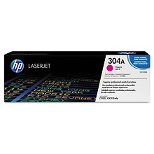 Genuine HP 304A CC533A Magenta Toner Cartridge