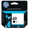 Genuine HP 60 CC640WN Black Ink Cartridge