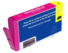 Remanufactured HP 920XL CD973AN High Capacity Magenta Ink Cartridge