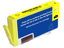 Remanufactured HP 920XL CD974AN High Capacity Yellow Ink Cartridge