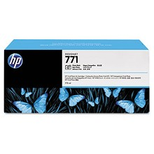 Genuine HP 771A B6Y21A Photo Black Ink Cartridge 775ml