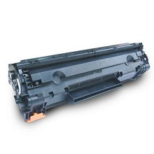 Compatible HP 85A CE285A Black Toner Cartridge