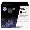Genuine HP 90X CE390X High Yield Toner 2 Pack