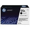 Original HP 05A CE505A Black Toner Cartridge