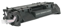 Compatible HP 80A CF280A Standard Yield Black Toner Cartridge
