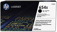 Genuine HP 654X CF330X High Yield Black Toner Cartridge