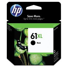 Genuine HP 61XL CH563WN High Yield Black Ink Cartridge