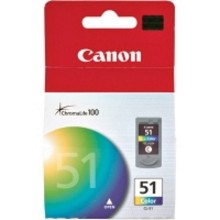 Original Canon CL-51 High Capacity Color Ink Cartridge